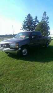 2000 GMC Sierra 1500 short box Truck