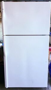White Kenmore Fridge