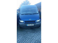 Ford Transit 2.4 High Top MWB 2005 Full Engine rebuild cost nearly £4000 Camper Project?