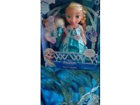 Disney Frozen: Sing-A-Long Elsa Doll with Microphone