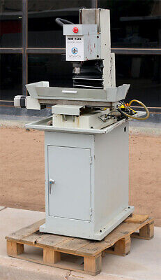 Novakon Systems Ltd. Nm-135 Cnc Bed Mill Bench Top Series With Stand