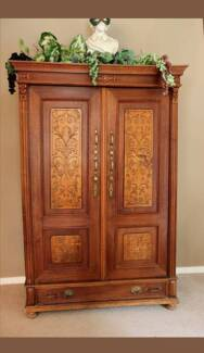 German antique Armoire, originally from Germa Chapel Hill Brisbane North West Preview
