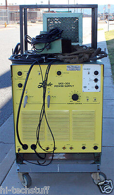 Linde UCC-305 Tig Spot Welder with FC-3 and WC5 Cooling Pump   eBay