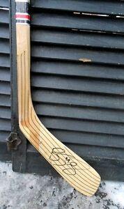 Baton de Hockey Signé Brian Savage