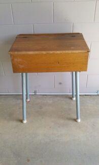 Vintage school desk Redlynch Cairns City Preview
