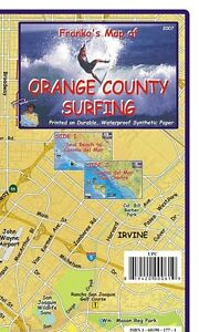 Orange-County-Surfing-Map-Waterproof-Surfing-Guide-by-Franko-Maps