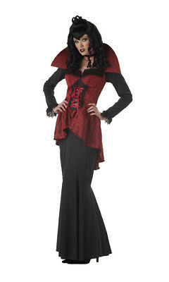 Vampire Womens Costume (Dark Countess Bloodthirst Vampire Women Adult)