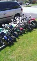 !!SMALL ENGINE REPAIR POCKET BIKES, ATV'S, DIRTBIKES, GO-KARTS!!