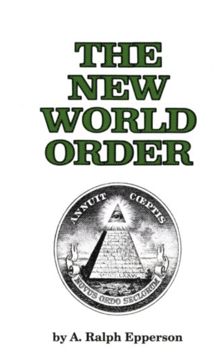The New World Order - Ralph Epperson