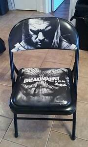 WWE/WWF CHAISE PPV  CHAIR  LUTTE TRIPLE HHH (RARE)