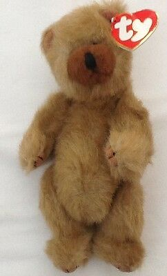 """TY THE ATTIC TREASURES COLLECTION Jointed Brown Bear """"CODY"""" Collectable BNWT"""