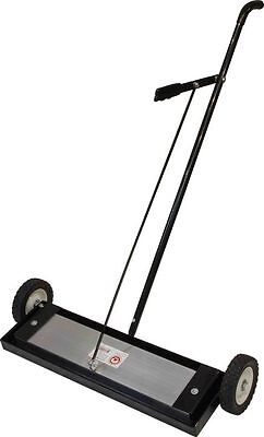 Industrial Magnetics Mag-mate Self-cleaning Magnetic Sweeper 24 Wide X 7 Dee