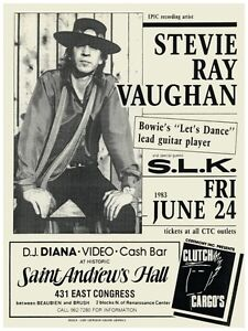 Stevie-Ray-Vaughan-POSTER-VERY-LARGE-Live-Blues-Guitar-Master-DETROIT-vaughn