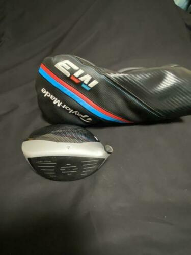TaylorMade M3 Driver 9.5 Degree Head Only With Head Cover