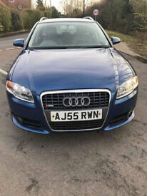 AUDI A4 S-Line 2.0 TDI Automatic 7 gearbox