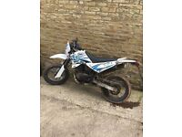 SINNIS APACHE 125 2016 BREAKING FOR SPARES