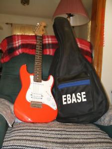 Electric Guitar & Amp/ Hantsport area