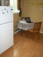 Downtown Dartmouth Bachelor Apartment Available