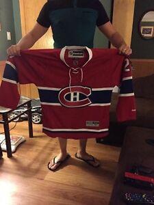 Premium Alex Galchenyuk Montreal Canadiens Home Jersey (Medium)