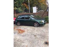 Subaru GX 2001
