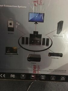 Digital home theater