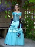 PROM DRESS ALTERATIONS CHRISTINA LAKE