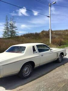 1979 Chrysler 300 Limited Edition