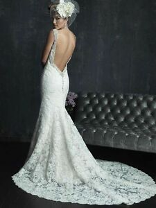 Allure Couture Wedding Dress