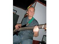 Pro Bass Player