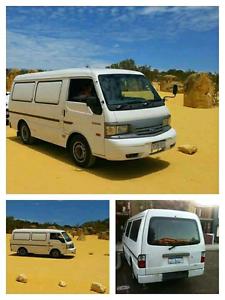 2004 all equiped campervan ford econovan 283000km manual 5500$ Maroochydore Maroochydore Area Preview