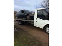We buy scrap cars vans and 4x4s best prices paid