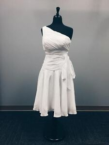 MUST GO ASAP! Knee Length Wedding/Cocktail Dress - Size 16