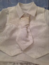 Party outfit, Christening, page boy, boy suit, occasion wear