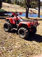 Price lowered!!!!! Arctic cat 550 great condition!!!