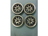 Bbs rx2 rs772 vw 4x100 polo lupo gti wheels bargain