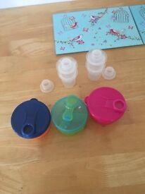 Baby Powder Storage