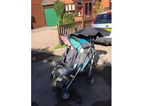 Cosatto double pushchair £85 cheapest online