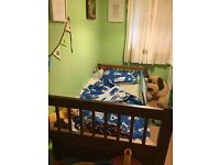 Ikea single bed in excellent condition