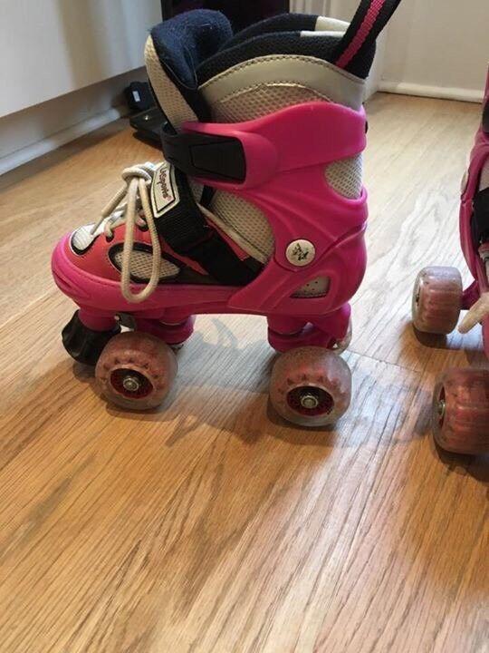 Roller skates - size 30-33 (11-1 UK)