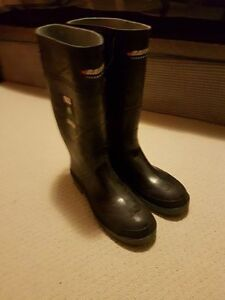 Steal Toe Work Boot Waterproof Extreme Weather