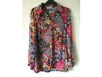 Ladies Size 10 Shirt Blouse £1.50