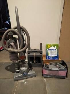 Worlds best Vacuum- Kirby cw-shampoo unit,spray gun and more