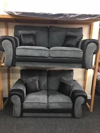 Special offer Brand new Tango 3 seater and 2 seater sofa set bargain only £550