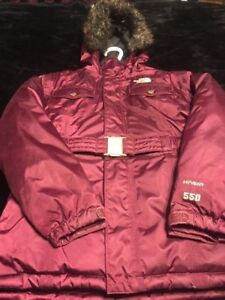 The North Face Down Jacket- Girls