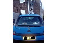 Vauxhall corsa club. Ideal 1st car, cheap tax, cheap insurance, good condition. Offers welcome.