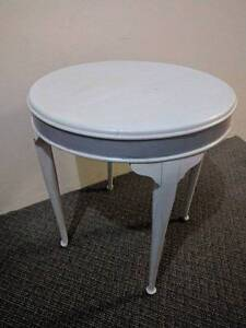 Small round coffee table/ lamp table/ side table Macquarie Park Ryde Area Preview