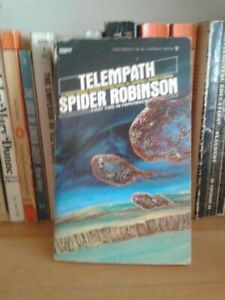Sci fi books by Spider Robinson