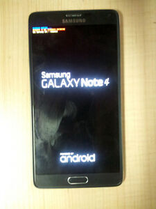 Samsung Galaxy Note 4 - Black 32GB Unlocked