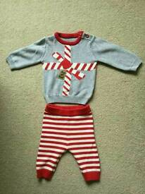 New baby Christmas outfits