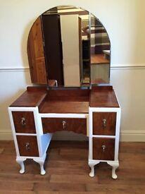 1940's Mahogany Dressing Table